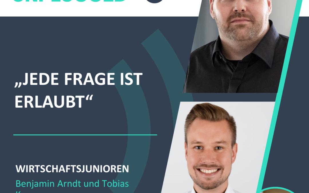 Benjamin Arndt und Tobias Kampmann