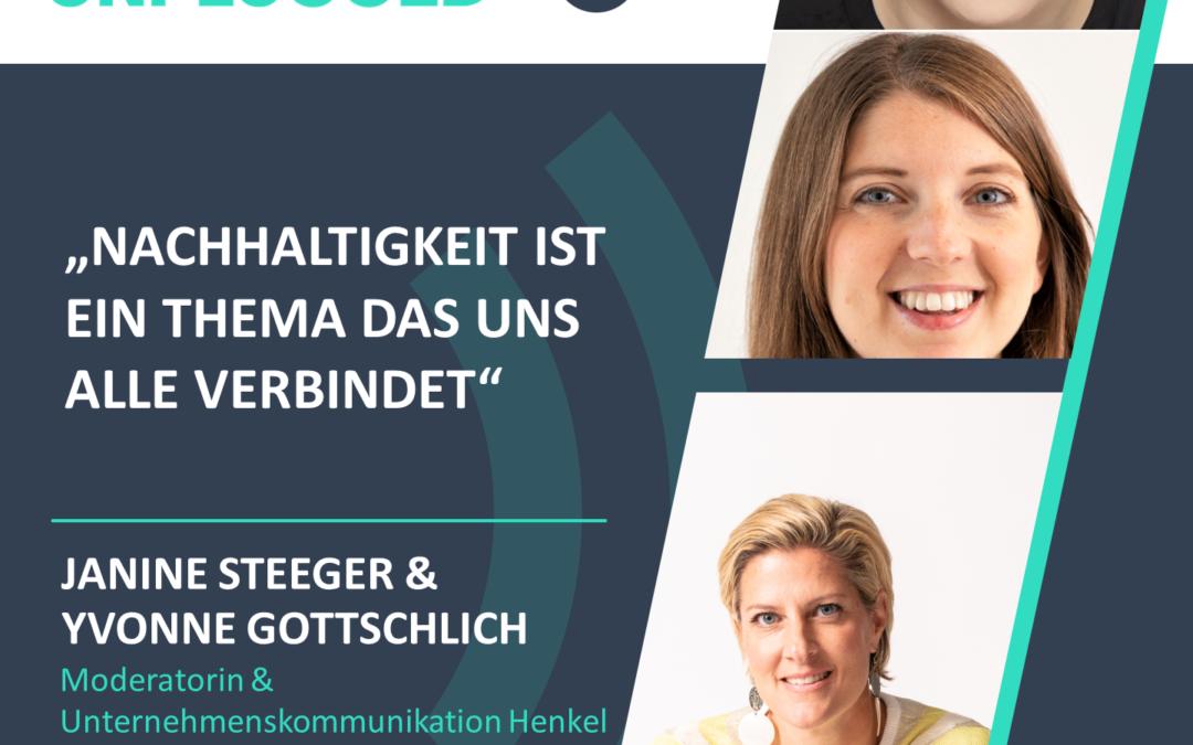 Yvonne Gottschlich & Janine Steeger