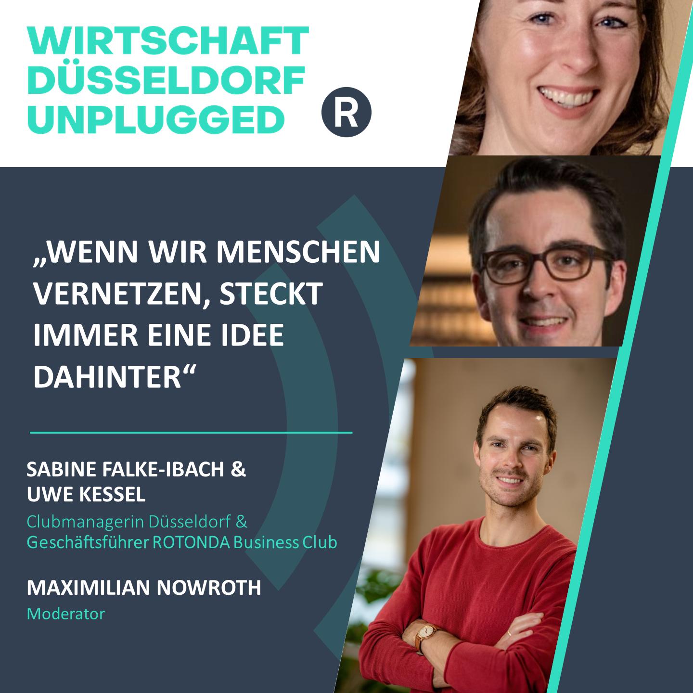Uwe Kessel und Sabine Falke